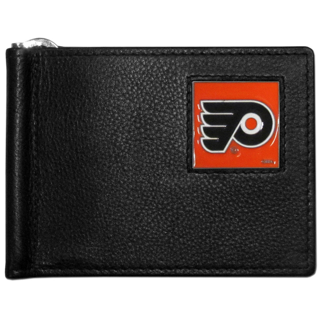 Philadelphia Flyers® Leather Bill Clip Wallet