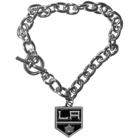 Los Angeles Kings® Charm Chain Bracelet