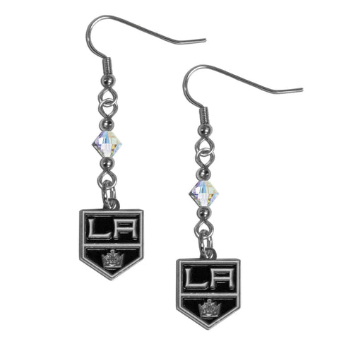Los Angeles Kings® Crystal Dangle Earrings
