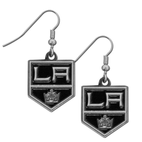 Los Angeles Kings® Chrome Dangle Earrings