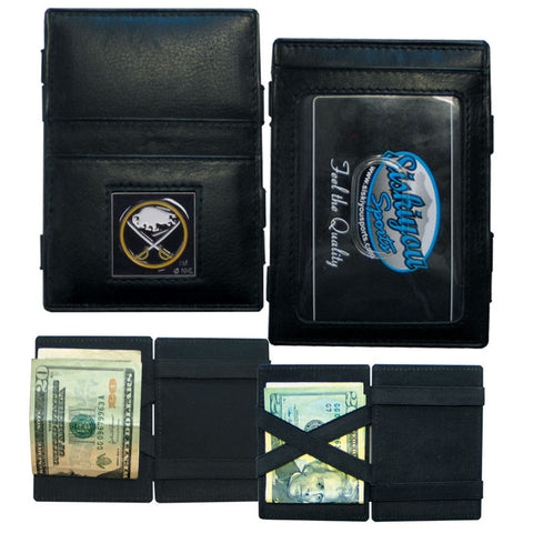 Buffalo Sabres® Leather Jacob's Ladder Wallet
