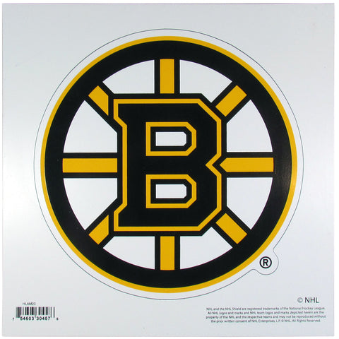 Boston Bruins® 8 inch Logo Magnets