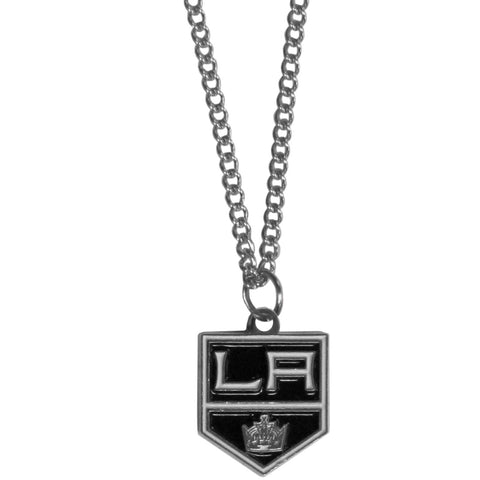 Los Angeles Kings® Chain Necklace with Small Charm