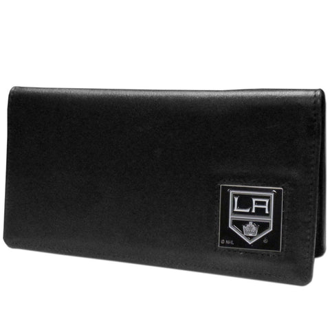 Los Angeles Kings® Leather Checkbook Cover