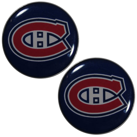 Montreal Canadiens® Ear Gauge Pair 0G