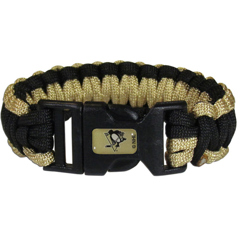 Pittsburgh Penguins® Survivor Bracelet