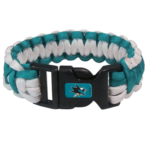 San Jose Sharks® Survivor Bracelet