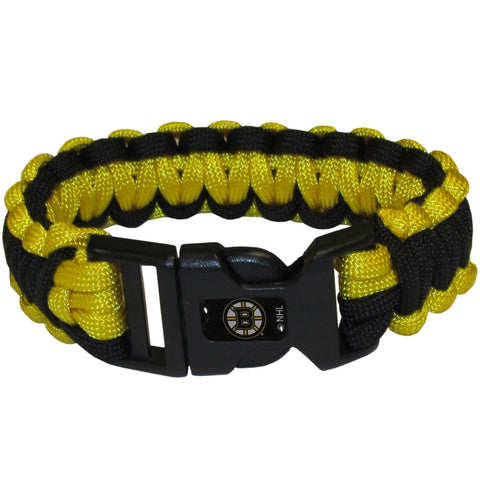 Boston Bruins® Survivor Bracelet