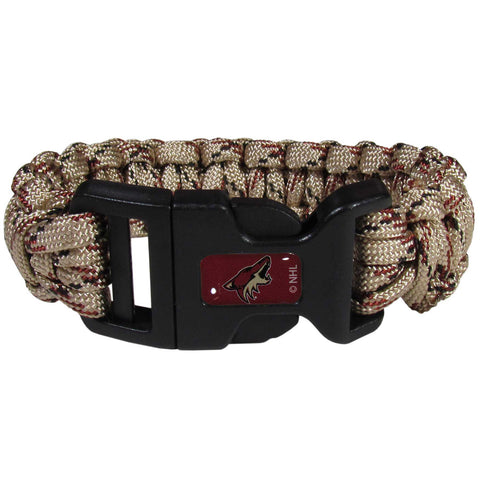 Arizona Coyotes® Camo Survivor Bracelet - HSUB45TC
