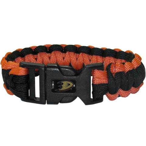 Anaheim Ducks® Survivor Bracelet