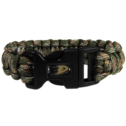 Anaheim Ducks® Camo Survivor Bracelet - HSUB55GC