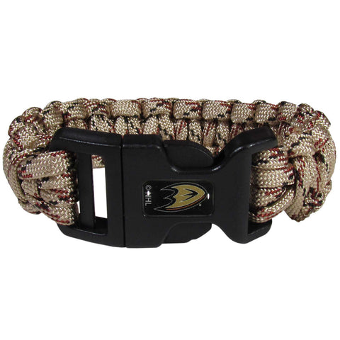 Anaheim Ducks® Camo Survivor Bracelet - HSUB55TC