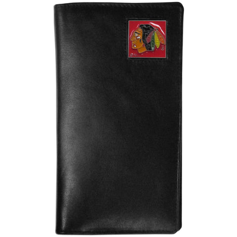 Chicago Blackhawks® Leather Tall Wallet
