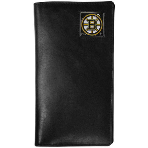 Boston Bruins® Leather Tall Wallet