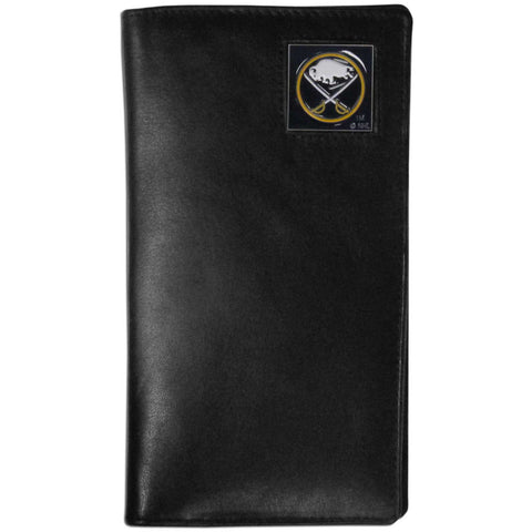 Buffalo Sabres® Leather Tall Wallet
