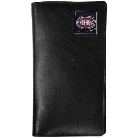 Montreal Canadiens® Leather Tall Wallet