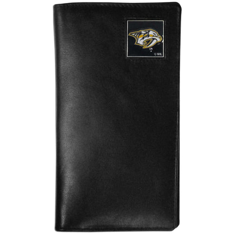 Nashville Predators® Leather Tall Wallet