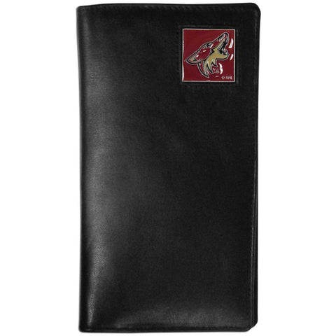Arizona Coyotes® Leather Tall Wallet