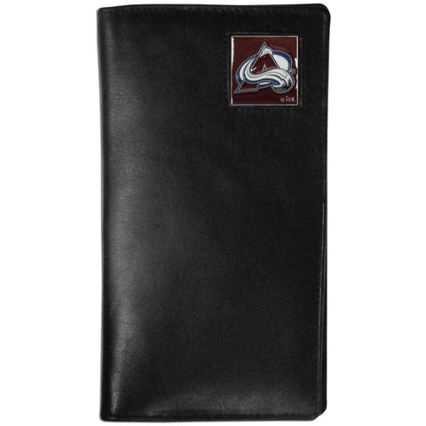 Colorado Avalanche® Leather Tall Wallet