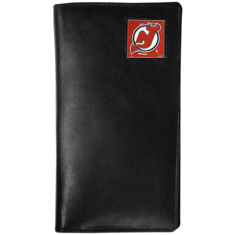 New Jersey Devils® Leather Tall Wallet