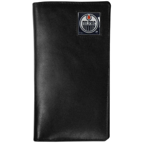 Edmonton Oilers® Leather Tall Wallet