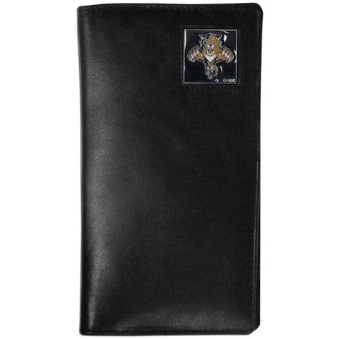 Florida Panthers® Leather Tall Wallet
