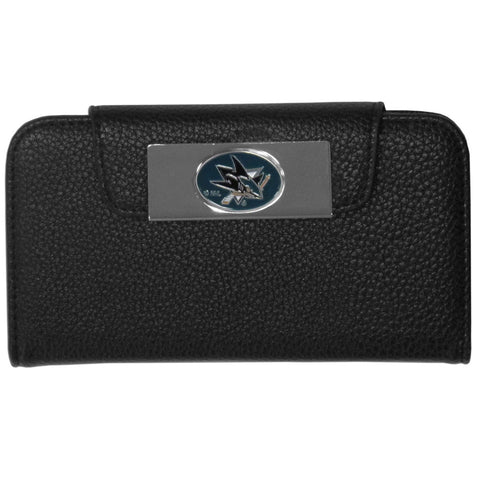 San Jose Sharks® Samsung Galaxy S4 Wallet Case