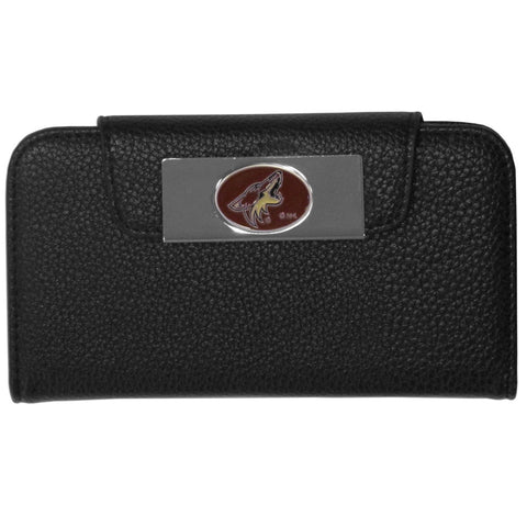 Arizona Coyotes® Samsung Galaxy S4 Wallet Case
