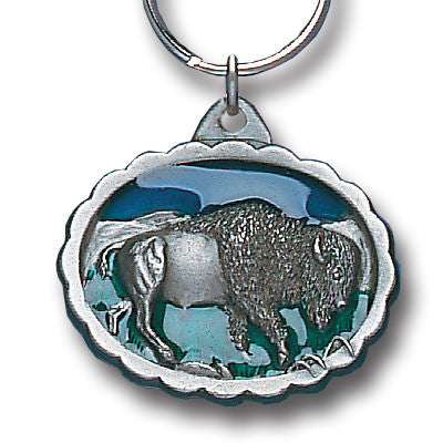 Key Ring - Bison