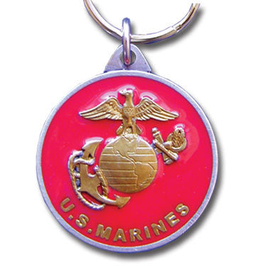 Armed ForcesKey Ring - Marines