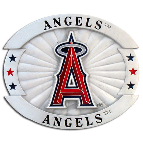 Los Angeles Angels of Anaheim Oversized Belt Buckle