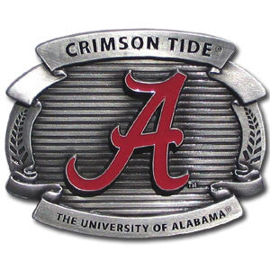 Alabama Crimson Tide Oversized Belt Buckle