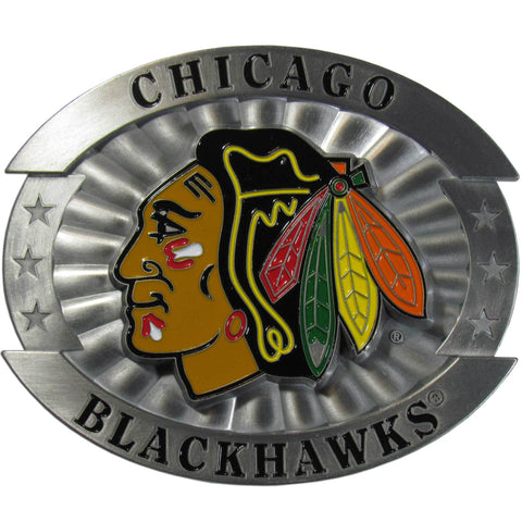 Chicago Blackhawks® Oversized Belt Buckle