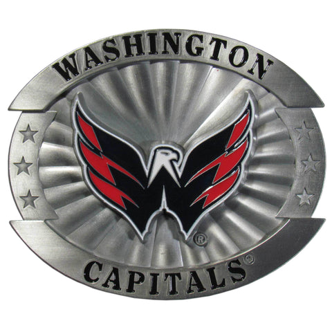 Washington Capitals® Oversized Belt Buckle