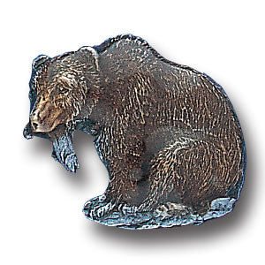 Collector Pin - Bear