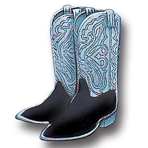 Collector Pin - Cowboy Boots