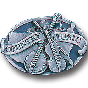 Collector Pin - Country Music