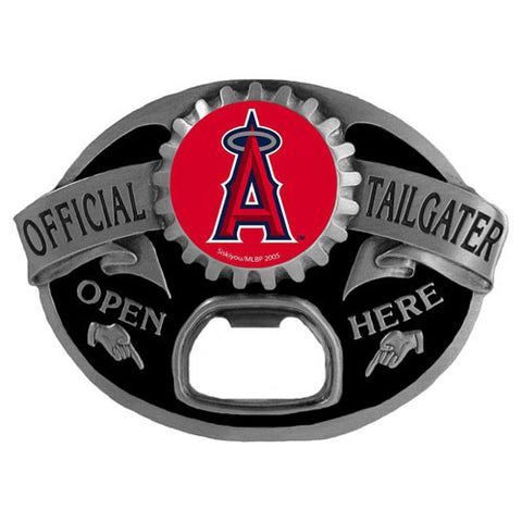 Los Angeles Angels of Anaheim Tailgater Belt Buckle