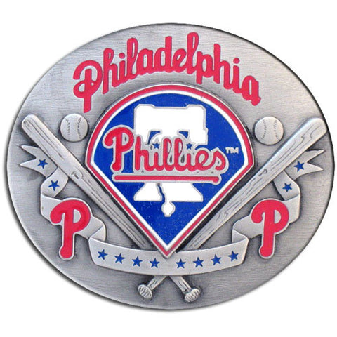Philadelphia Phillies Team Belt Buckle