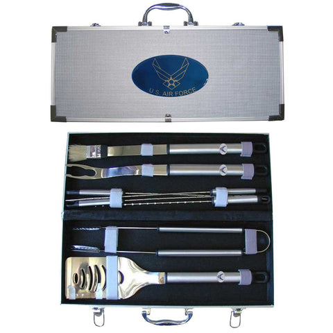 Air Force 8 pc BBQ Set