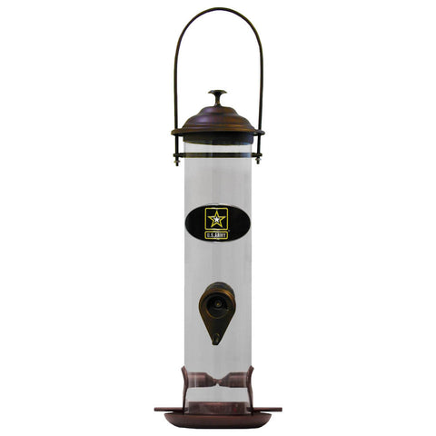 Army Bird Feeder