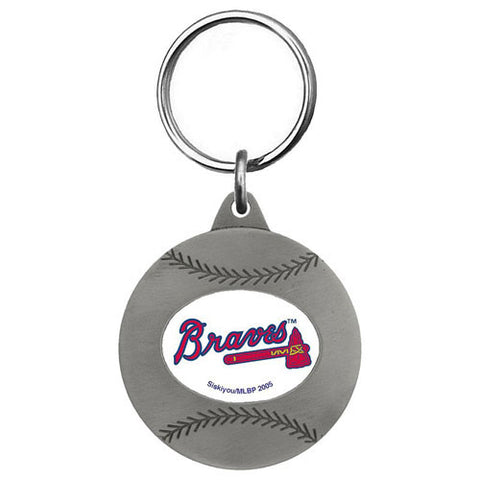 MLB Key Chain - Atlanta Braves
