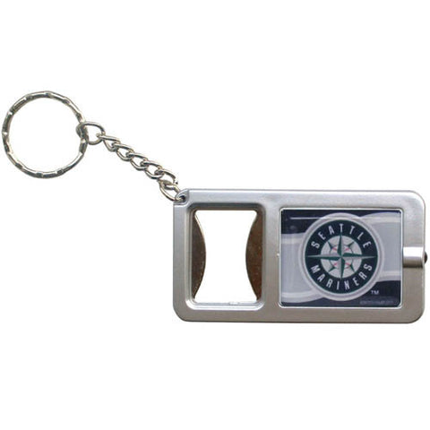 Mariners Flashlight Key Chain
