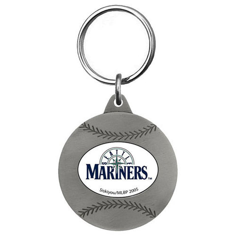 MLB Key Chain - Seattle Mariners