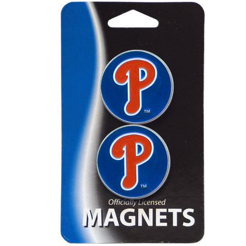 Philadelphia Phillies Metal Magnet Set