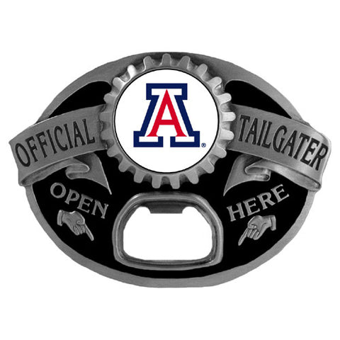 Arizona Wildcats Tailgater Belt Buckle