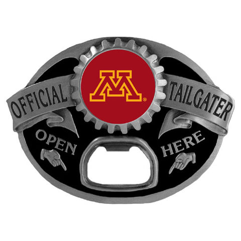 Minnesota Golden Gophers Tailgater Belt Buckle