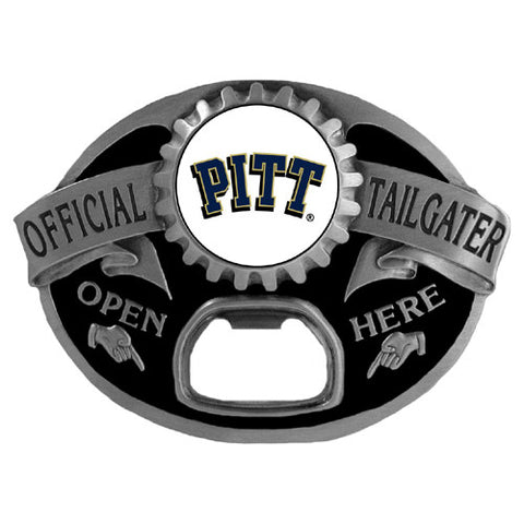 PITT Panthers Tailgater Belt Buckle