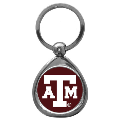 Texas A & M Aggies Chrome Key Chain