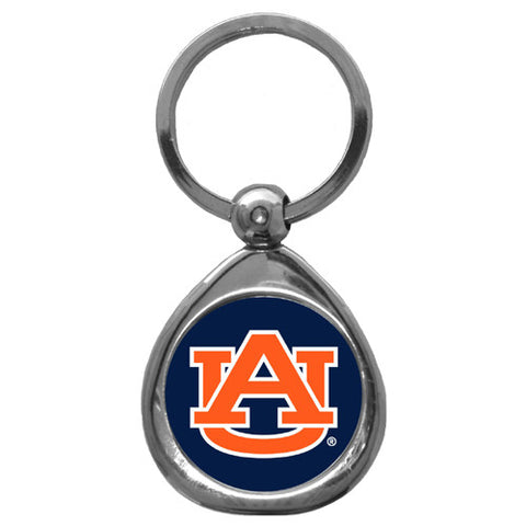Auburn Tigers Chrome Key Chain